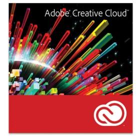 Adobe creative cloud education