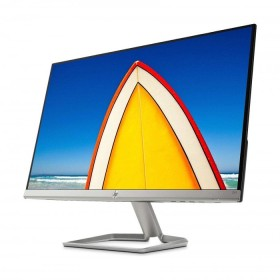 HP 24f 24 inch Ultraslim Full-HD IPS Monitor