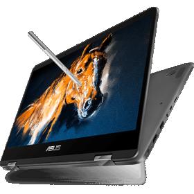 ASUS ZenBook Flip 14 UX461 Core i7 16GB 512GB X360 Laptop