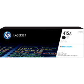 HP 415A black original Laserjet toner cartridge