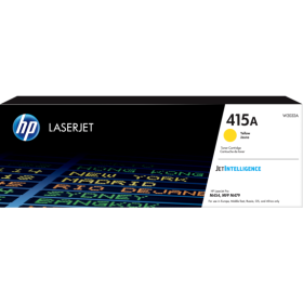 HP 415A yellow laserjet toner cartridge