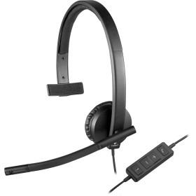 logitech h570e mono headset