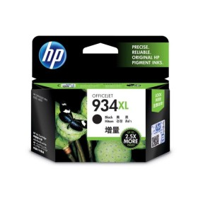 HP 934XL High yield black original ink cartridge C2P23AE