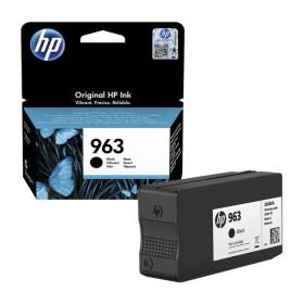 HP 963 Black Original Ink Cartridge 3JA26AE