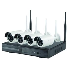 Premax 4 channel wireless CCTV kit PM-WIPKIT1300