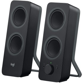 Logitech Z207 Stereo Computer Speakers with Bluetooth