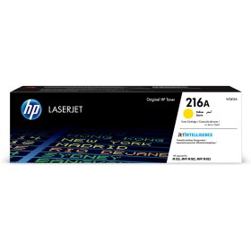 HP 216A yellow original laserjet toner cartridge (W2412A)
