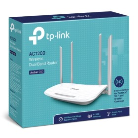 TP-Link Archer C50 AC1200 Dual Band Wireless Router