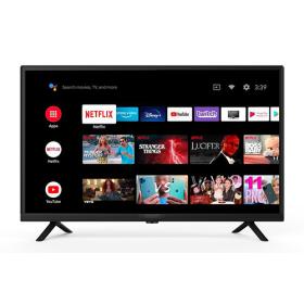 """Syinix 58"""" 4K UHD Smart Android LED Frameless TV"""