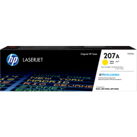 HP 207A yellow original toner cartridge