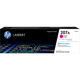 HP 207A magenta original toner cartridge