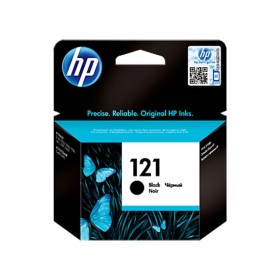 HP 121 Black Original Ink Cartridge CC640HE