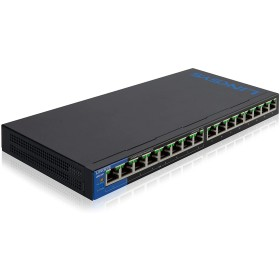 Linksys LGS116P 16-Port Gigabit PoE Switch