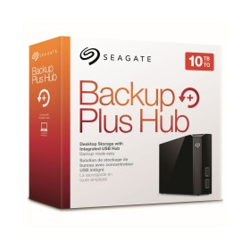 Seagate backup plus hub 10TB external hard drive