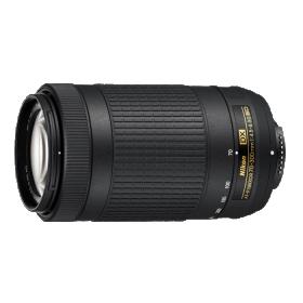 Nikon AF-P DX NIKKOR 70-300mm lens