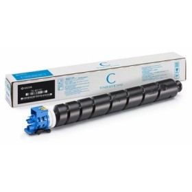 Kyocera TK-8515C Cyan Original Toner Cartridge