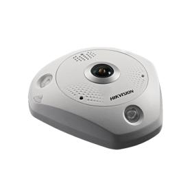 Hikvision DS-2CD6362F-IVS 6 MP Fisheye Network Camera