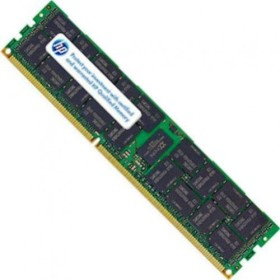 HP 8GB (1x8GB) Single Rank x4 PC3-12800R Server Ram