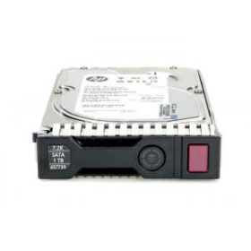 HP 1TB 6G SATA 7.2k LFF 3.5 inch sc server hdd