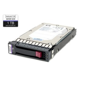 HP 1TB 3G 7.2K Dual Port SAS Hard drive