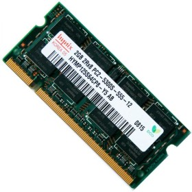 Laptop 2GB DDR2 RAM