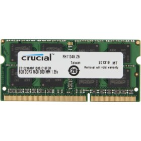 Laptop 8GB DDR3 RAM