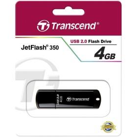 Transcend 4GB flash disk