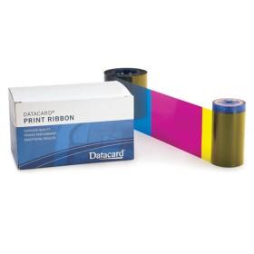 Datacard 534000-002 YMCKT 5 Panel Full color Ribbon