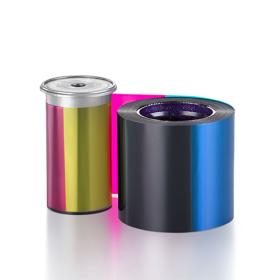 Entrust 525100-004 YMCKT Full color Ribbon