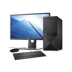 Dell Vostro 3670 core i3 4GB 1TB WiFi 18.5 Inch monitor Desktop