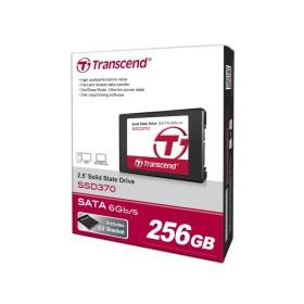 Transcend 256GB SSD drive