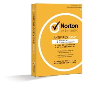 Norton Antivirus basic 1 device 2 years