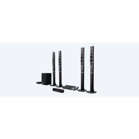 Sony Blu-ray Home Theatre System with Bluetooth BDV-N9200W Black
