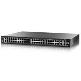 Cisco SG300-52P 48 port Gigabit PoE Managed Switch