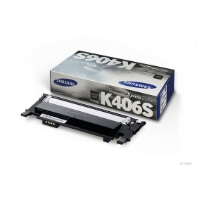 Samsung CLT-K406S Black Toner Cartridge