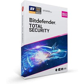 Bitdefender total security 3 user