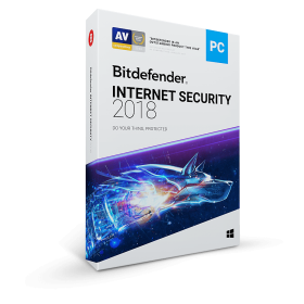 Bitdefender Internet security 1 user