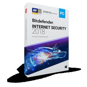 Bitdefender Internet security 3 user