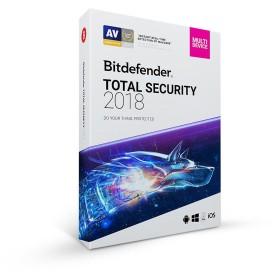 Bitdefender total security 5 user