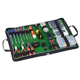 S-Tek 34 piece networking tool kit