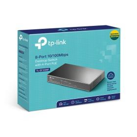 Tp-link TL-SF1008P 8-port 10/100Mbps 4 port PoE Switch