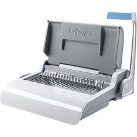 Fellowes binding machine pulsar plus manual comb