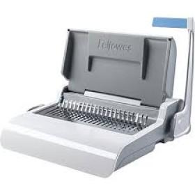 Fellowes binding machine pulsar plus manual comb