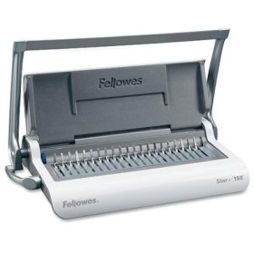 Fellowes binding machine galaxy manual comb