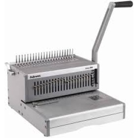 Fellowes binding machine orion manual comb