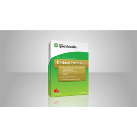 QuickBooks Premier 1 User Full Pack