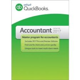 Additional Quickbooks Accountant 2017 Installation Key Code