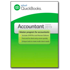 Additional Quickbooks Accountant 2019 Installation Key Code