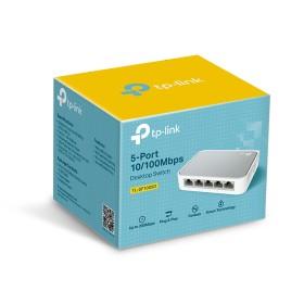 Tp-link TL-SF1005D 5 port 10/100mbs desktop switch