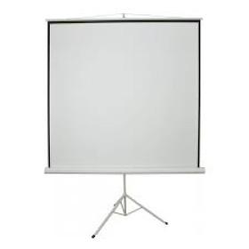 Target Projector Screen Tripod 150 by 150cm